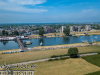 Brug over de maas tijdens de Vierdaagse Nijmegen