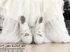 De trouwschoenen sneakers...