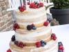 Bij een huwelijk hoort taart!