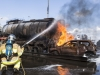 Brandweer zet in bij autobrand