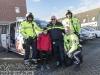 Politie Team Hoofdwegen Amsterdam voor Make a Wish