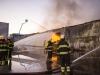 Zeer grote brand aan de Morsestraat Tiel