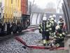 Calamiteiten oefening op de Betuweroute Tiel