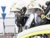 Brandweer oefening blusboot Tiel