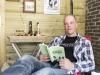 Volkert Greveling presenteert zijn boek De Shelbyb boys