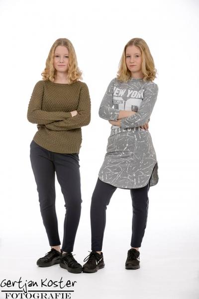 Danielle en Anita