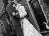 trouwen Martijn en Agnes